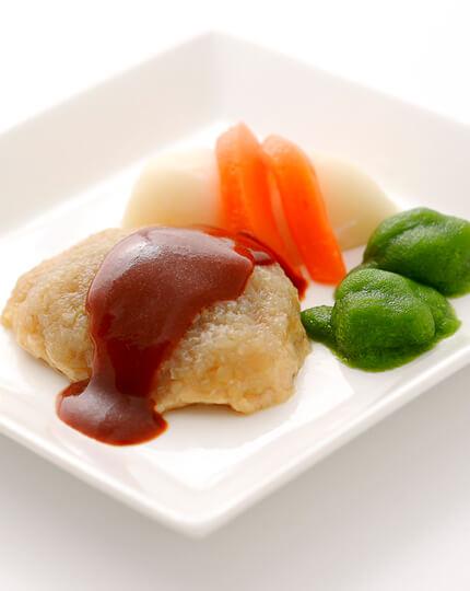 成型ソフト食